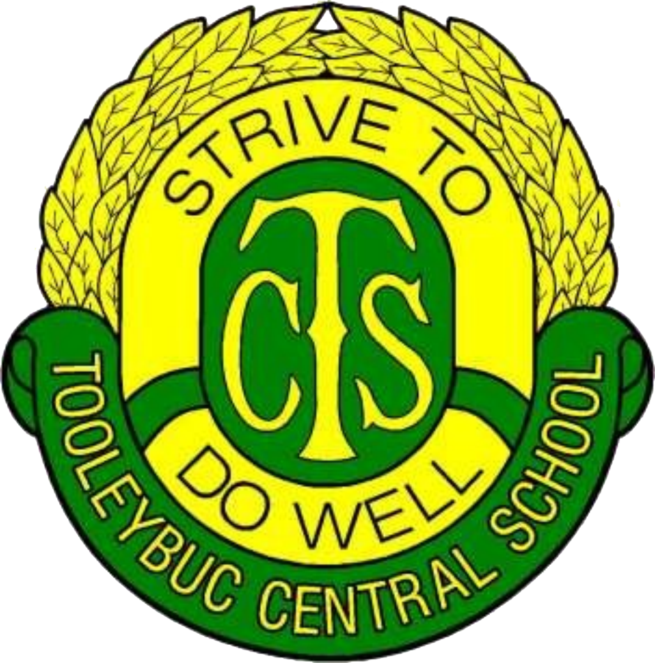 Tooleybuc Central School logo